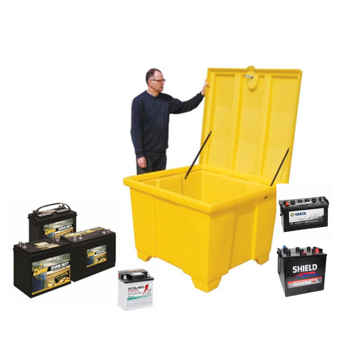 600 LITRE STORAGE CONTAINER